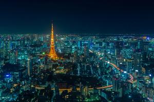 رحلتي السياحية في دولة اليابان
