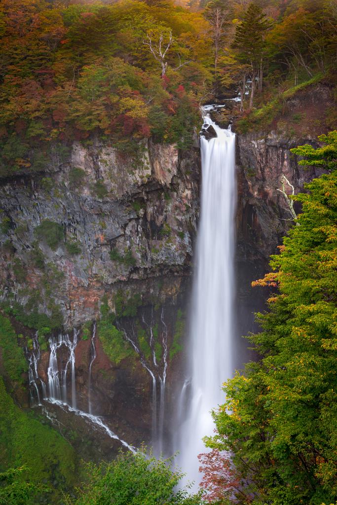 شلالات كيغون في نيكو
