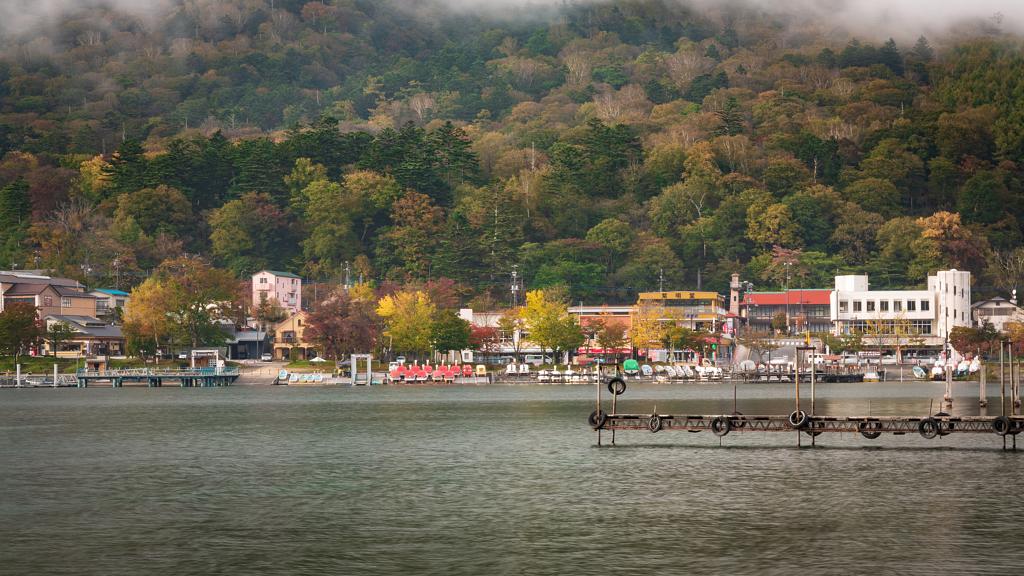 بحيرة بلدة نيكو