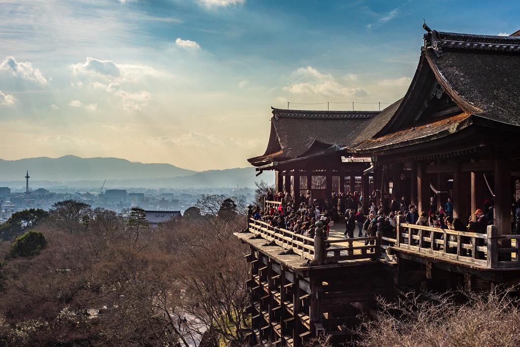 معبد Kiyomizu-dera