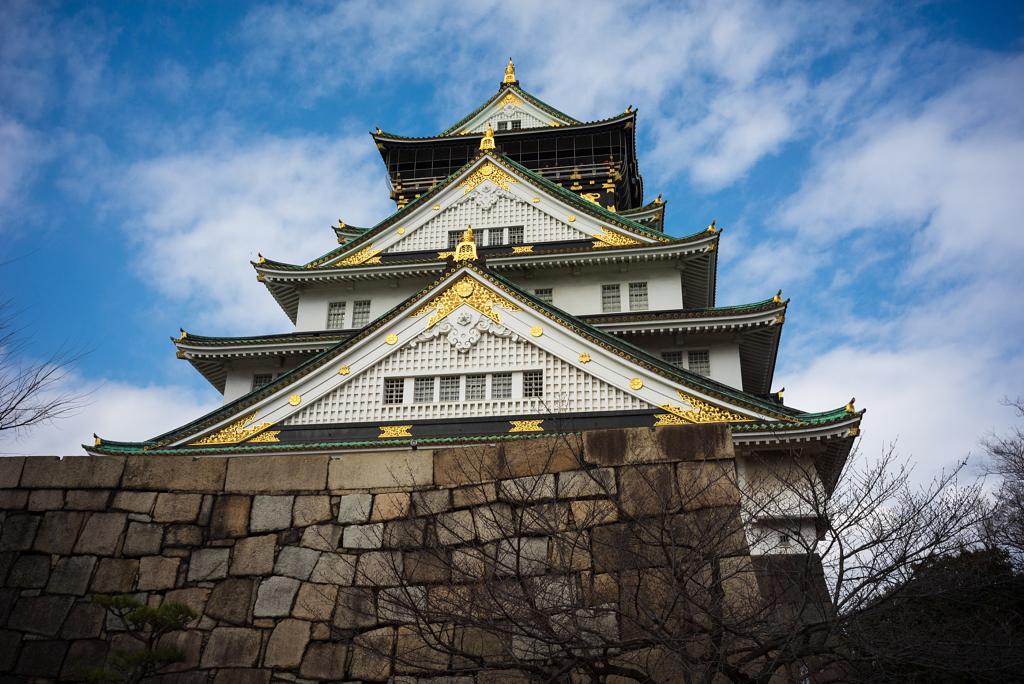 قصر اوساكا