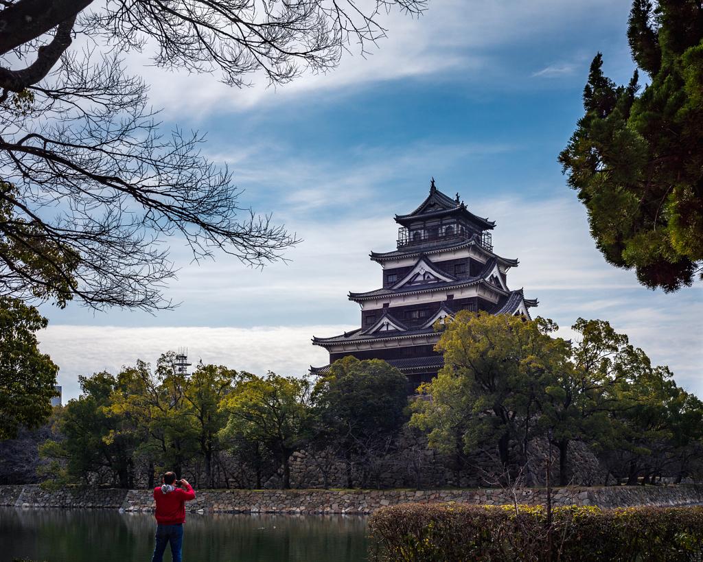قصر هيروشيما
