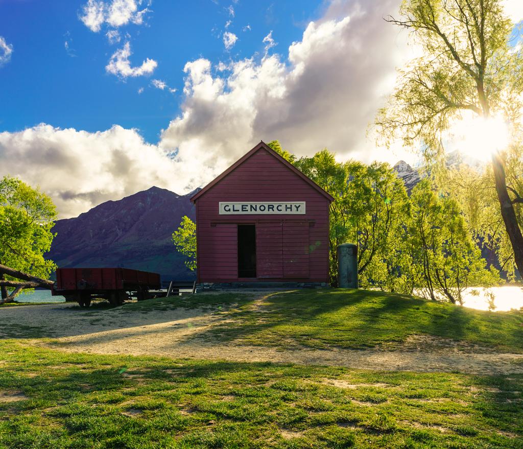 قرية جلينورتشي (Glenorchy)
