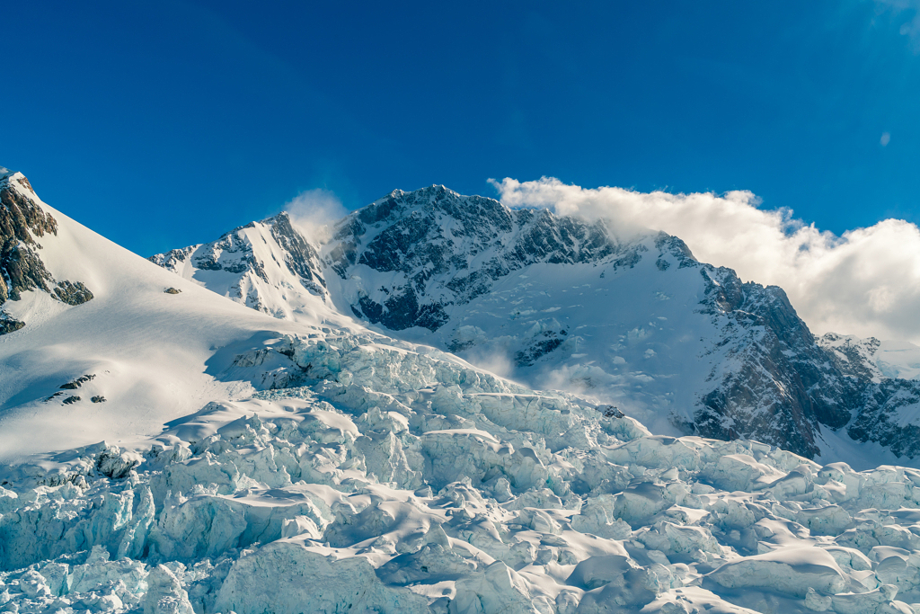 قمة جبل كووك