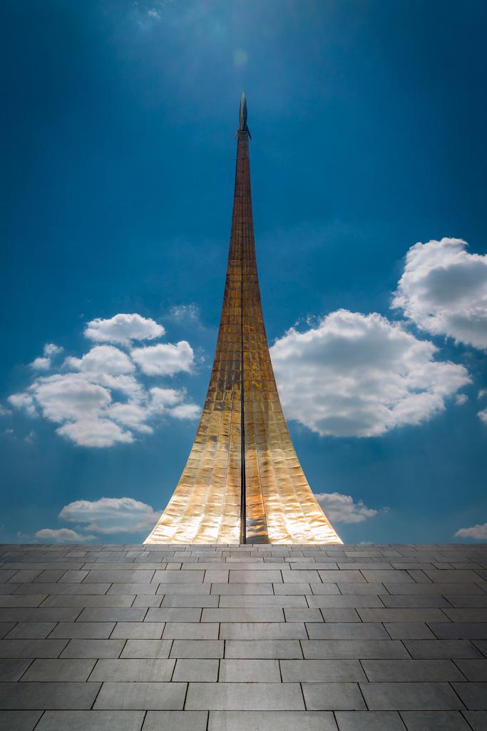 النصب التذكاري للفضاء في موسكو