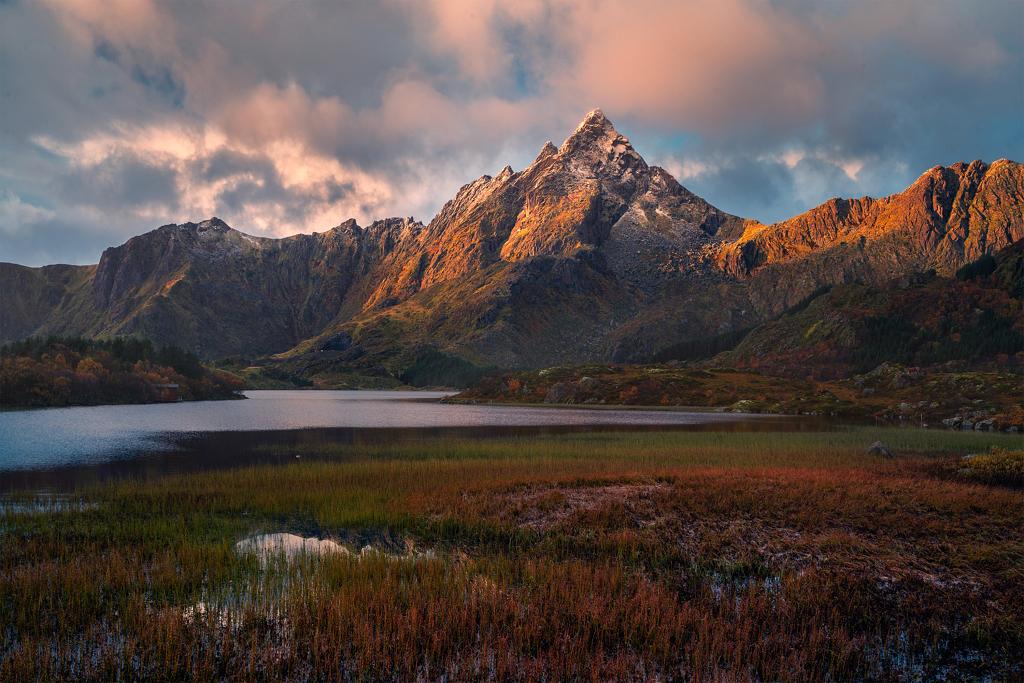 جبل في منطقة بولستاد