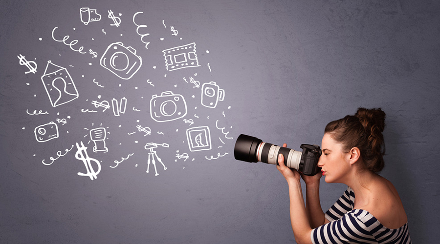 بيع الصور الفوتوغرافية