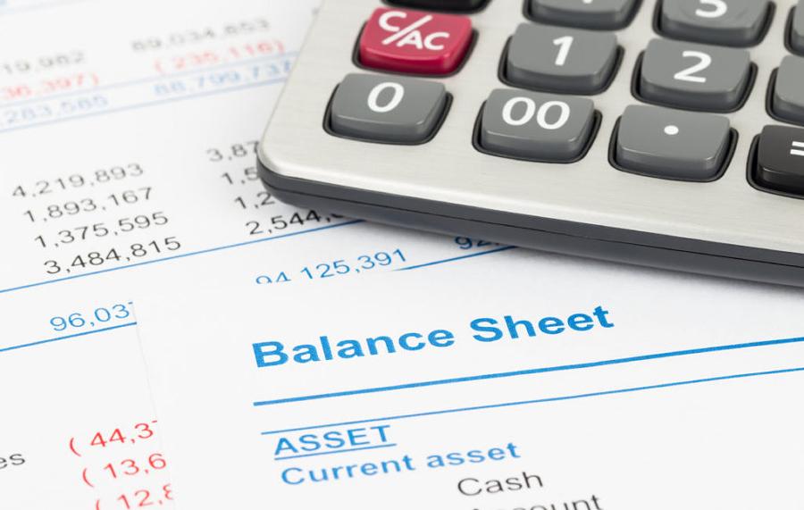 قراءة قائمة المركز المالي للشركات المساهمة